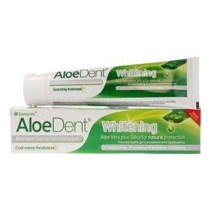 Aloedent: Tooth whitening toothpaste - natural and healthy