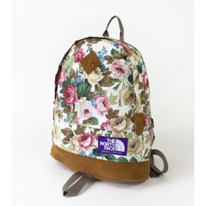 Beautiful Vintage Floral Backpack by designer NorthFace