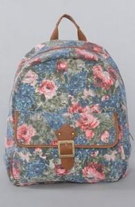 RVCA Vintage Floral backpack