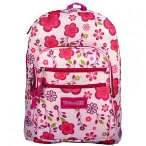 Cute Floral Backpacks - Oh So Girly!