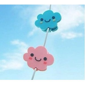 Kawaii cloud cable winder