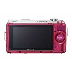 Sony NEXC3 Hot Pink Digital SLR Camera