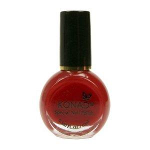 Konad Special Nail Stamping polish - Red