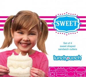 Cake Sandwich Cute sandwich cutter