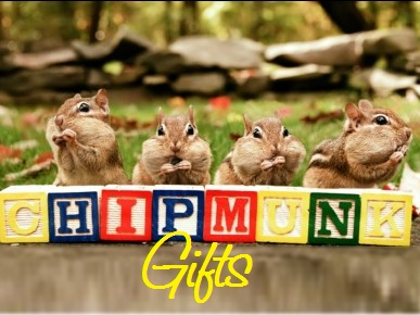 Chipmunk Gifts