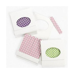 Cute Polka Dot Nail Files