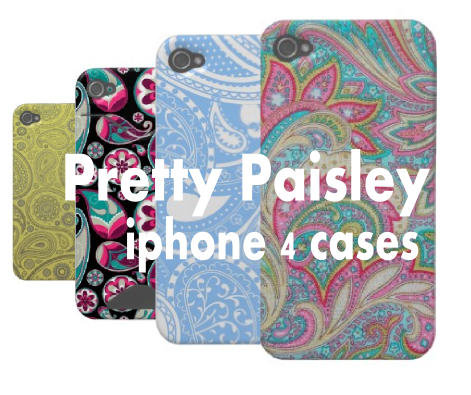 paisley iphone cases