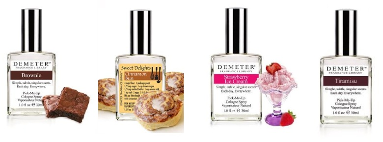 Funny and Delicious Perfumes