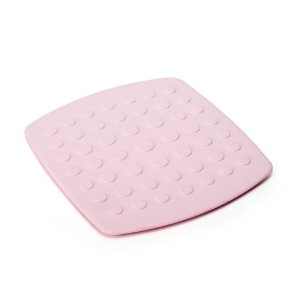Pale pink trivet