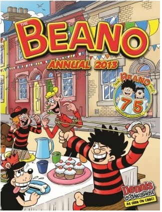 Beano comic book - Suitable for less girly girls