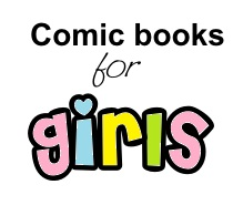 Girl Comic Books