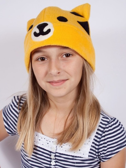 Kawaii Tiger hat