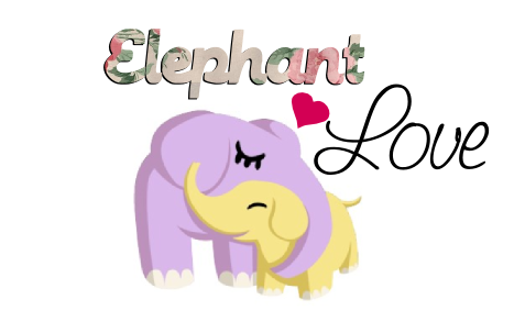 Love Elephants - Elephant iphone cases