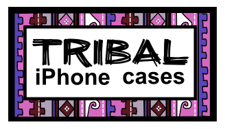 tribal iphone cases